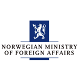 Ministry Of Foreign Affairs Norway Foreign Policy Foreign Minister Logo Ministry Of Religious Affairs Blue Text